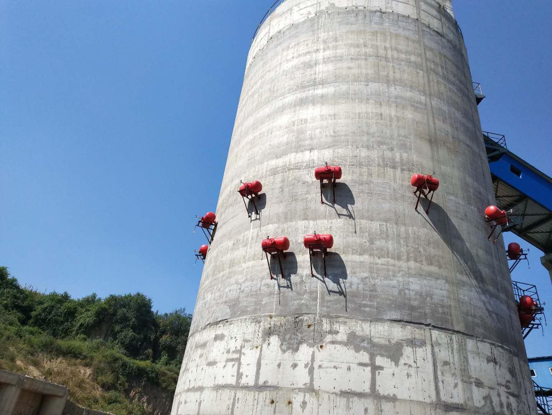 煤矿空气炮